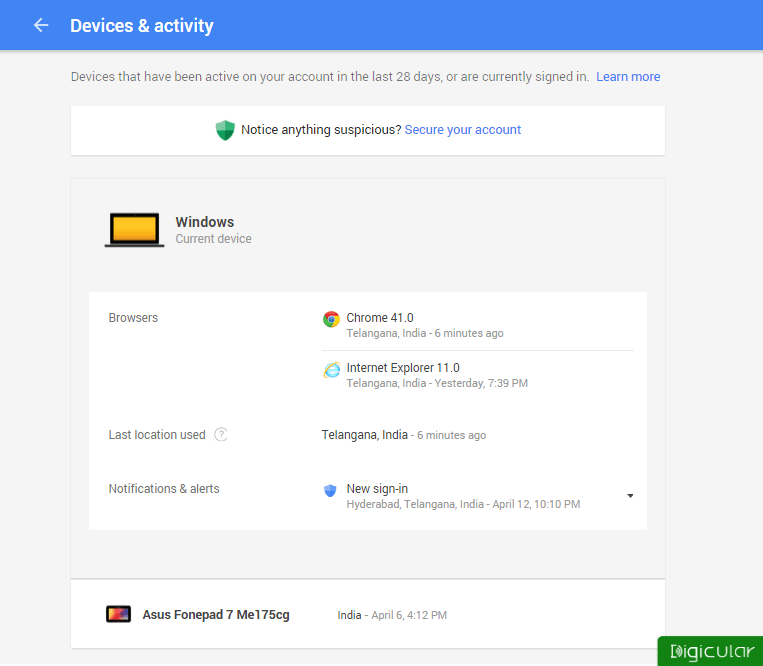 Google-account-activity