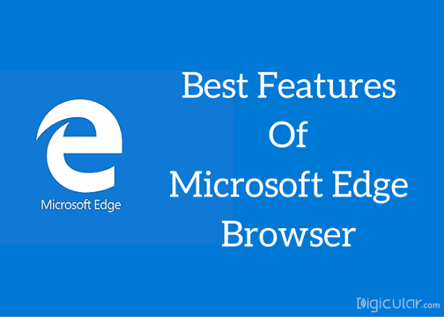 Useful features MIcrosoft Edge browser