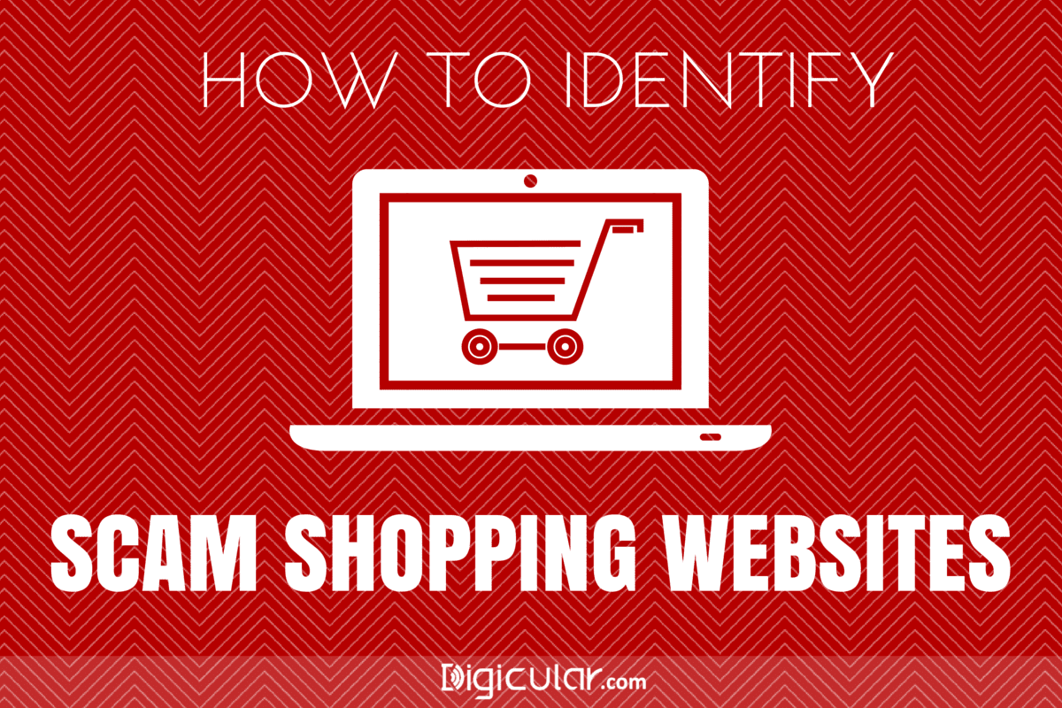 Avoid Online shopping scams - Identify Fake shopping websites