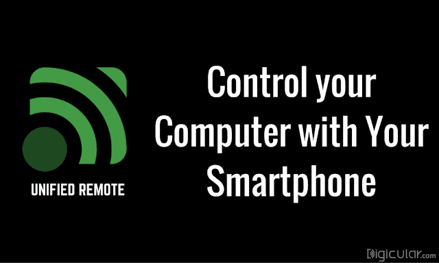 Control your pc computer with your Android, iPhone or windows phone