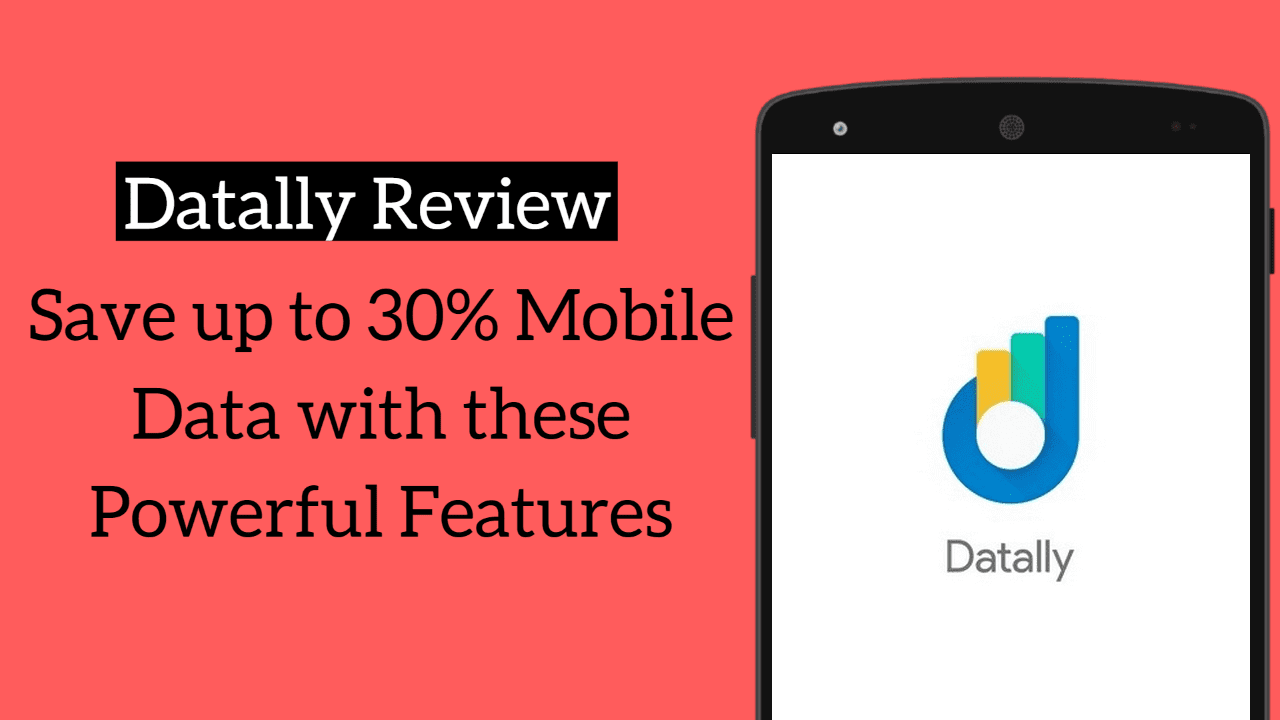 Datally Google data saver app