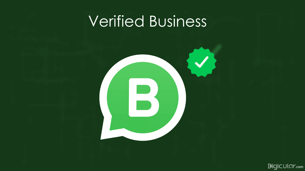 verified business badge whatsapp business app