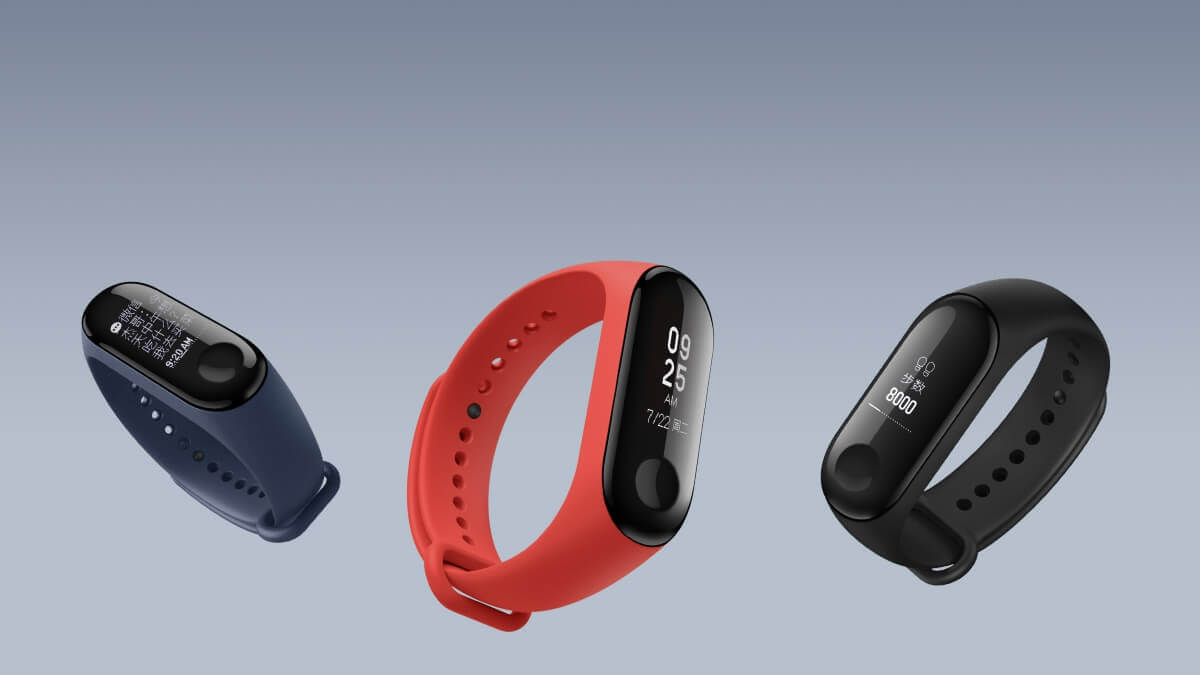Mi Band 3 Vs Mi Band 2 Mi band 3 best features