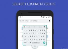 Gboard floating keyboard android Google keyboard Digicular